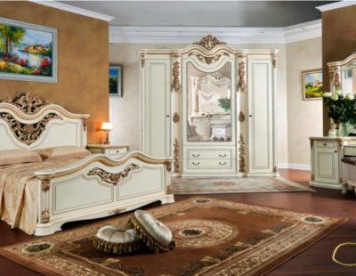 Спальня Габриэлла (Крем)